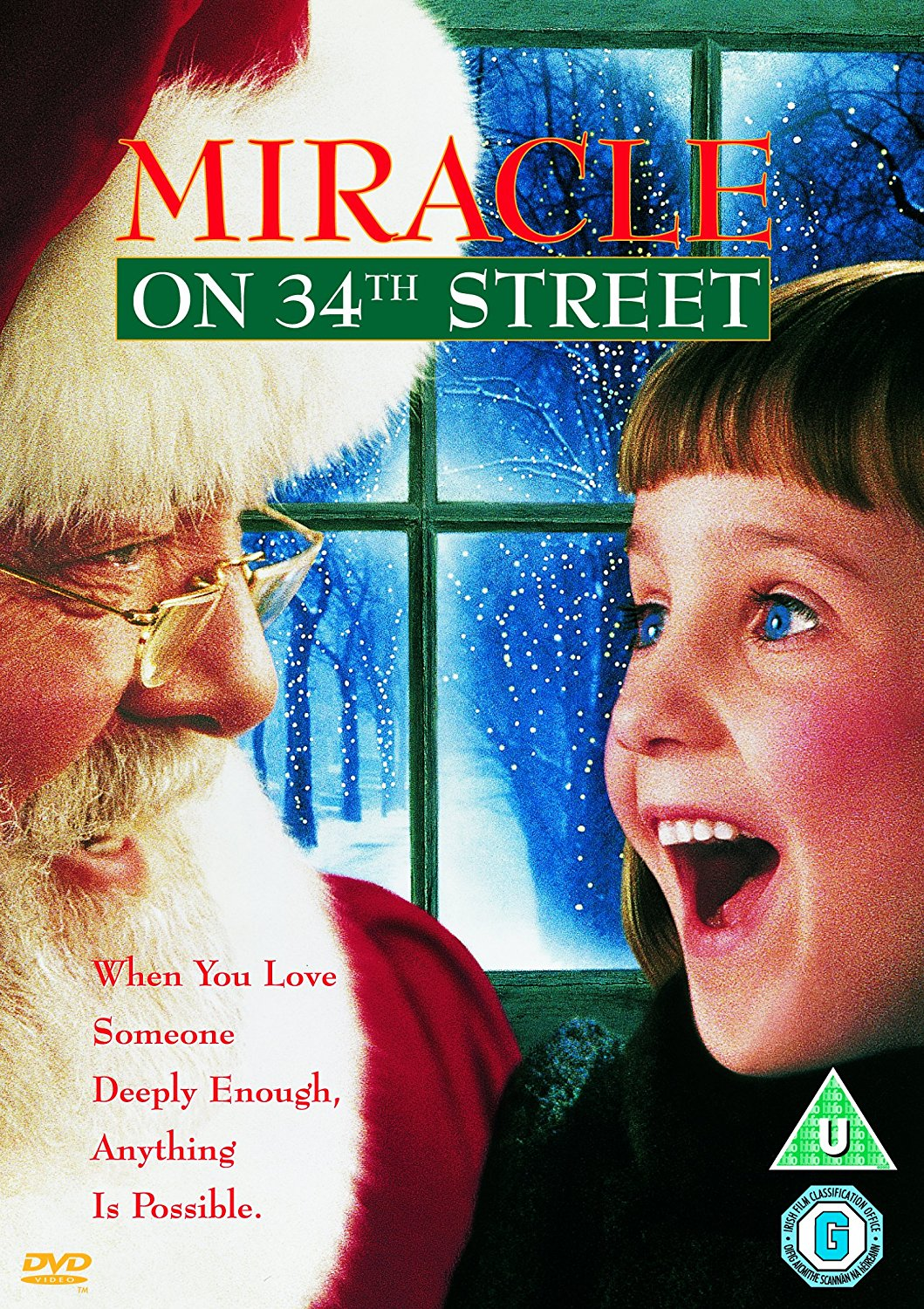 Miracle on 34th Street (1994) ταινιες online seires oipeirates greek subs