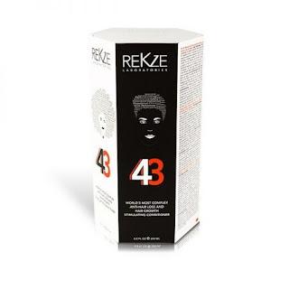 Balsam 43 Rekze pentru par deteriorat si gras