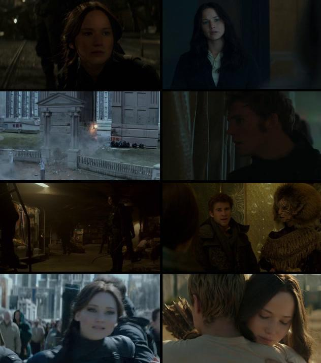 The Hunger Games Mockingjay Part 2 2015 English DVDRip