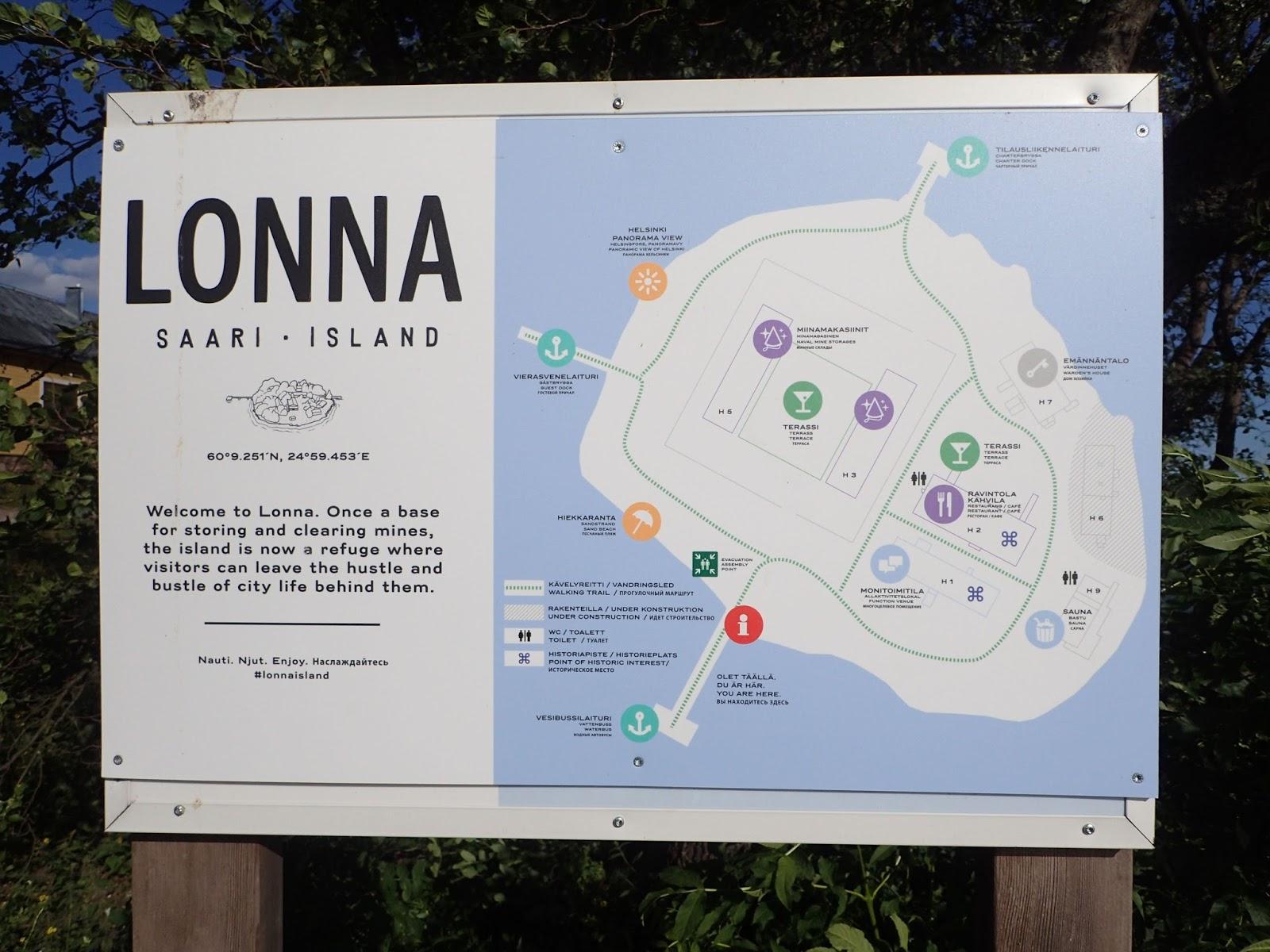 Lonna, Helsinki