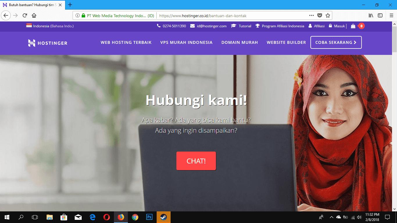 Cari Web Hosting Murah Kelas Dunia? Coba Hostinger Sekarang