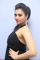Priyanka in Sleeveless Black Slim Dress Spicy Pics ~  Exclusive 41.JPG