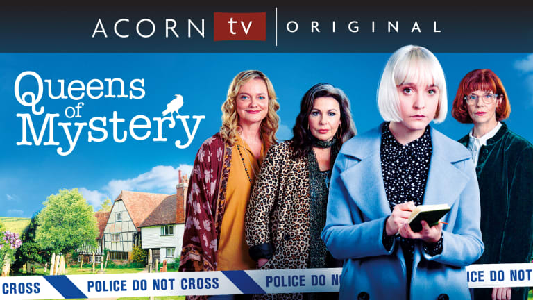 Queens of Mystery Acorn TV