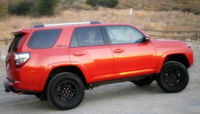 Toyota 4Runner TRD Pro Release Date
