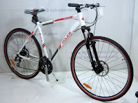 700C Element Police 911 Saint John's 24 Speed Shimano Acera Hybrid Bike 2