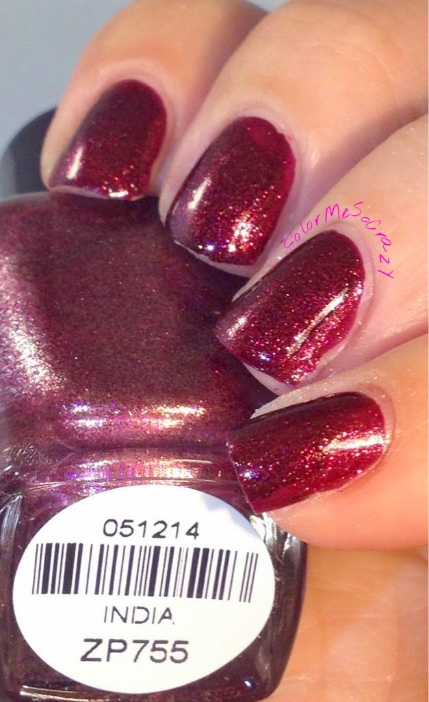 Zoya India from the Ignite Collection