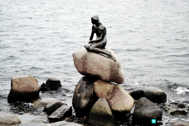 bowdywanders.com Singapore Travel Blog Philippines Photo :: Denmark :: The Little Mermaid: This Little Mermaid in Denmark is More Than 100 Years Old