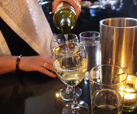 Salamanca Dublin Wine List