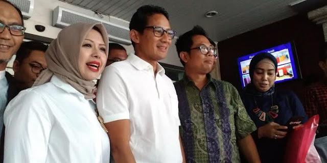 Ajib, Sandiaga Janji Sumbang Gaji Sebagai Wagub Ke Kaum Dhuafa
