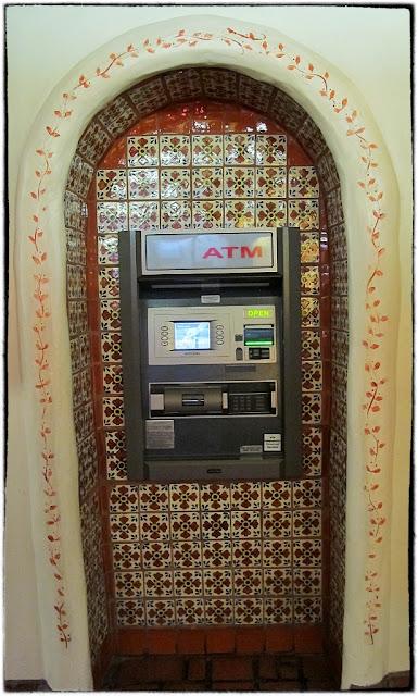 ATM machine santa fe