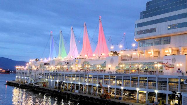 Vancouver Waterfront (C) Kundenfoto