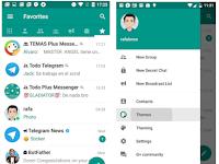 Telegram Plus Messenger v3.18.0.2 Apk