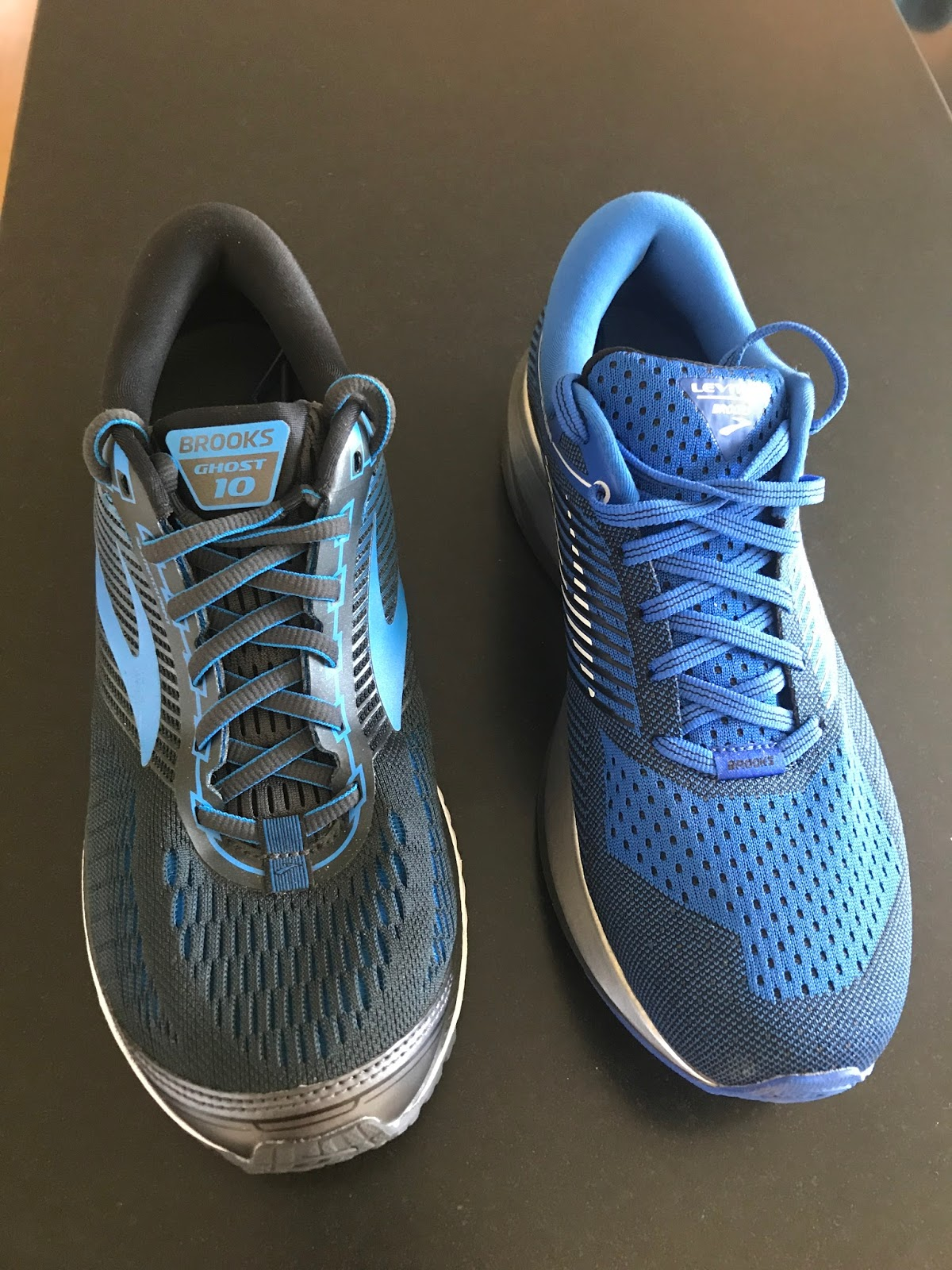 8a113cae8cf Road Trail Run  Brooks Running Levitate Tech Details   First Runs ...