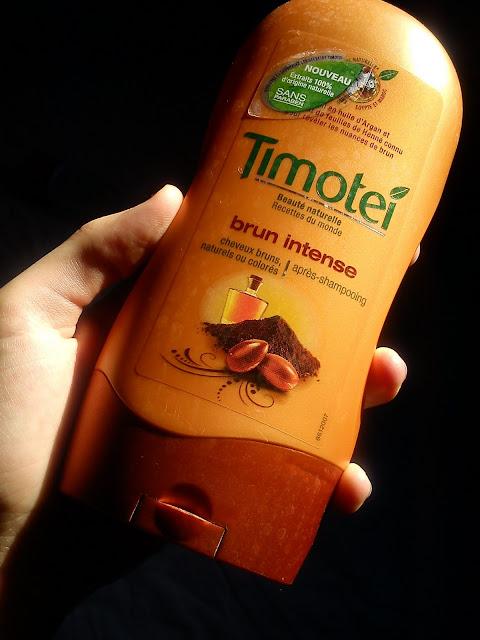 Après-Shampooing Brun Intense - Timotei