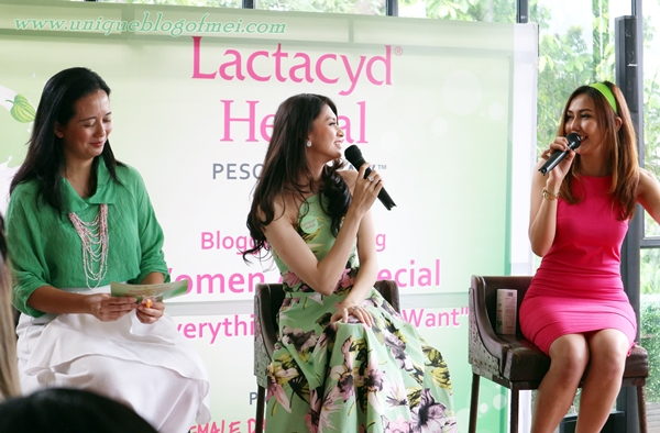 "Lactacyd Blogger's Gathering: ""Be Everything that You Want"" #HaloLactacydHerbal #JadiYangKumau"