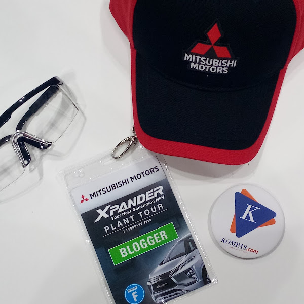 Plant Tour ke Pabrik Mitsubishi Motors Melihat Pembuatan XPander