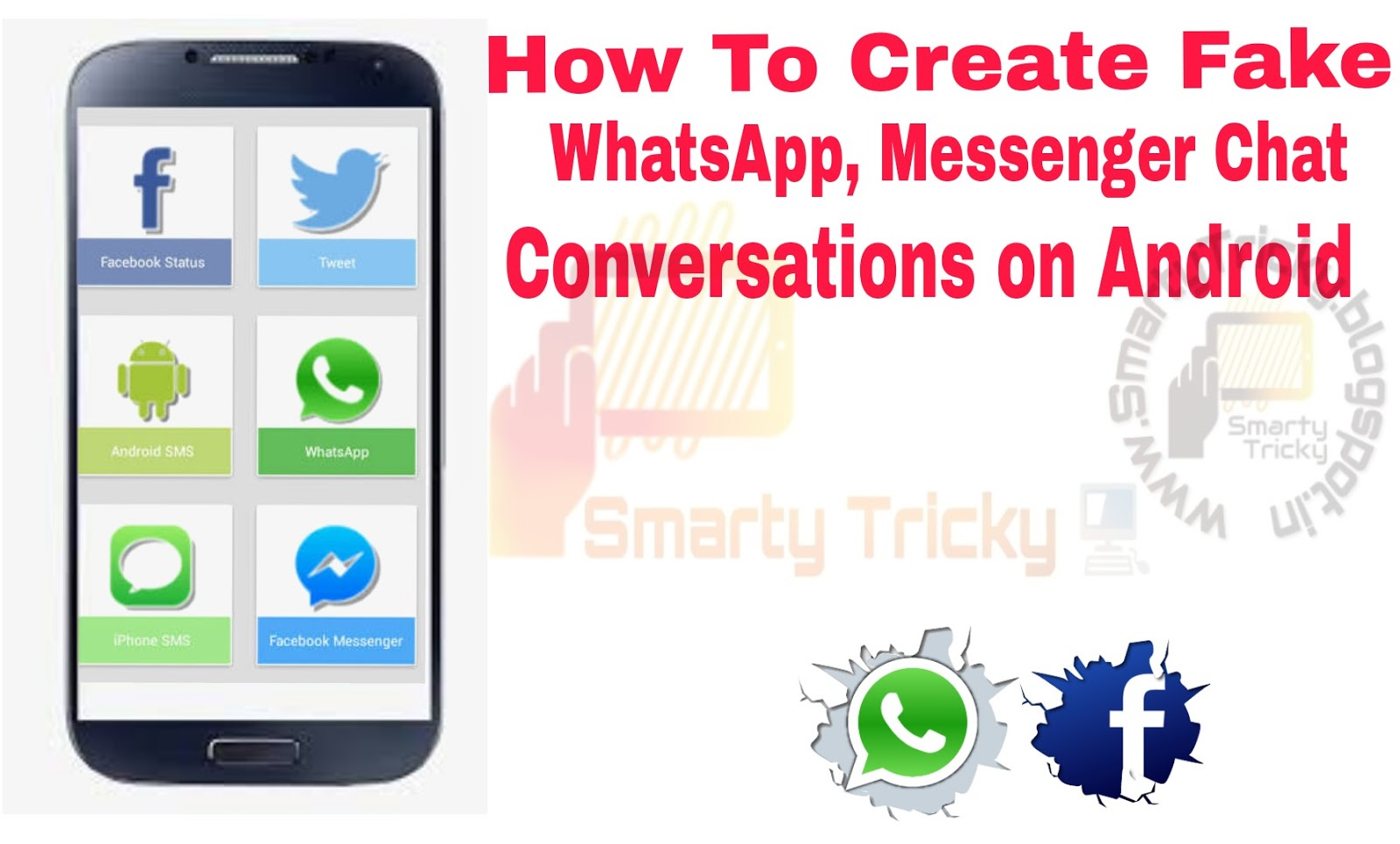 How To Make A Fake Message On Whatsapp Fake WhatsApp Chat