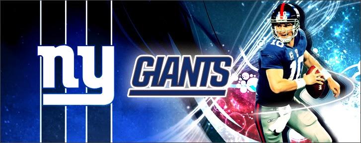 1b680b6ca O New York Giants é um time profissional de futebol americano