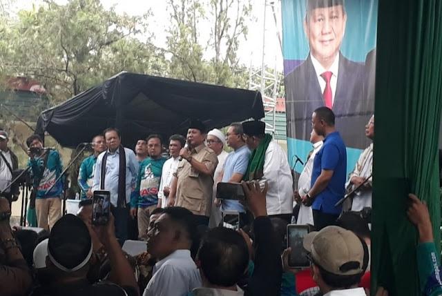 Jika Prabowo Presiden, Ada Swasembada Pangan, Energi dan Air