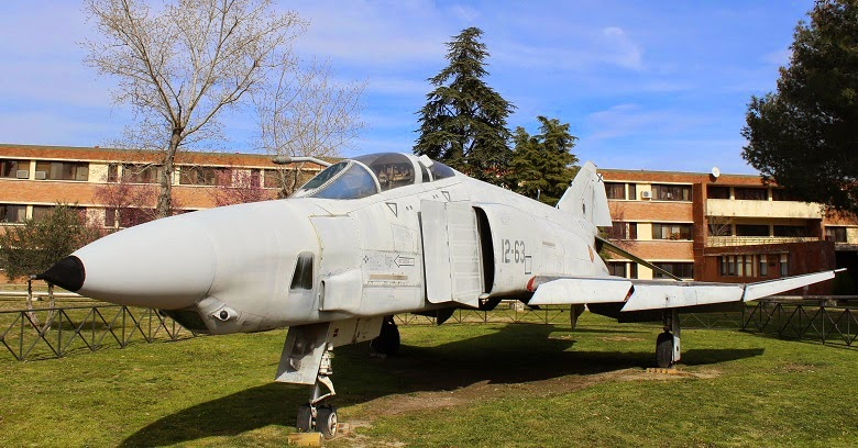 Phantom F-4 Base Torrejón