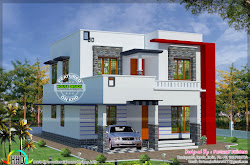 budget low kerala modern sq ft floor 1690 cost plans double facilities square bloglovin