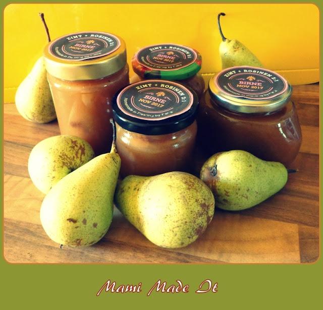 Birnen - Pears