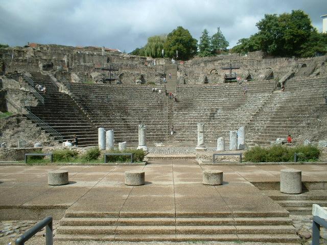 Teatro Romano, Lyon