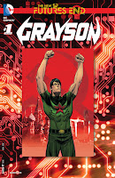 Os Novos 52! O Fim dos Futuros - Grayson #1