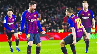 موعد مباراة برشلونة وليون ضمن مباراة دوري أبطال أوروبا 2019