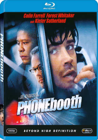 Phone Booth 2002 BluRay 250MB Hindi Dual Audio 480p Watch Online Full Movie Download bolly4u