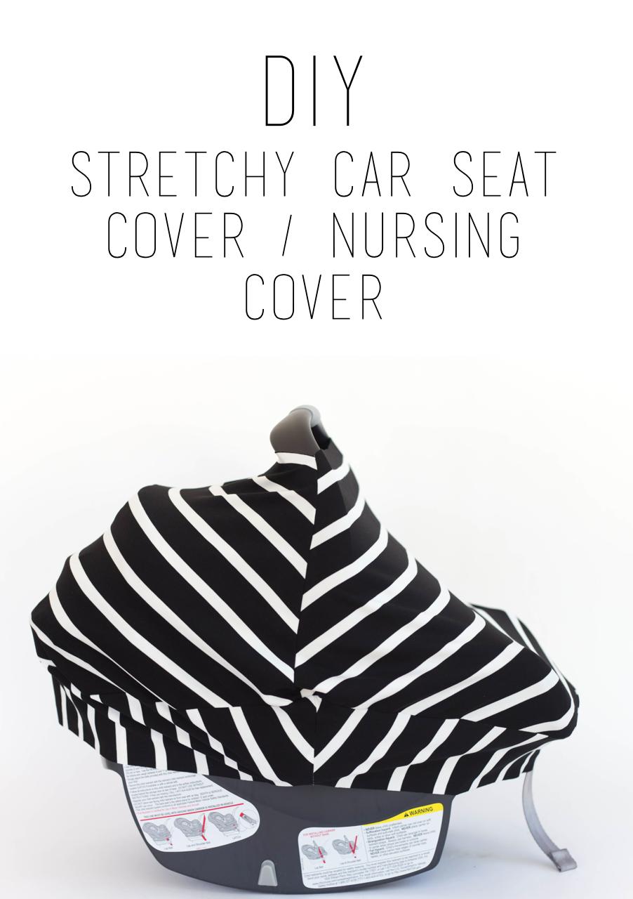 Do It Yourself Divas Diy Stretchy Car Seat Cover