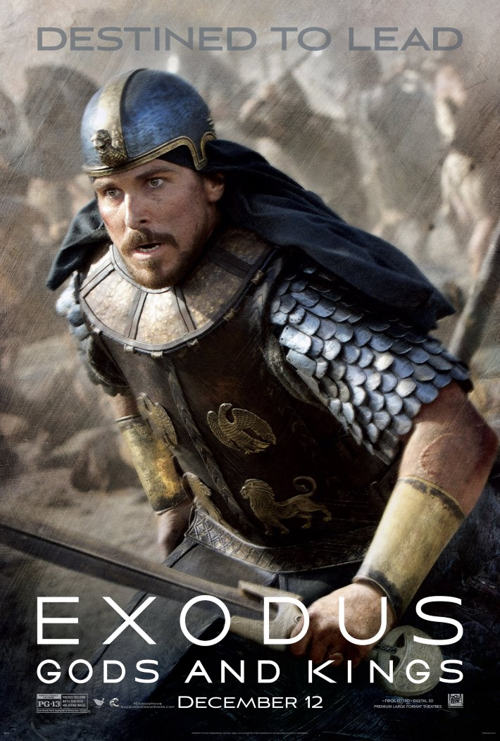 Poster 4: Exodus Gods and Kings