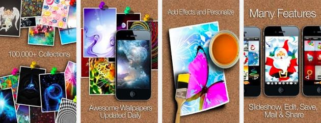 High Quality Wall Paper Apps for Android Mobile