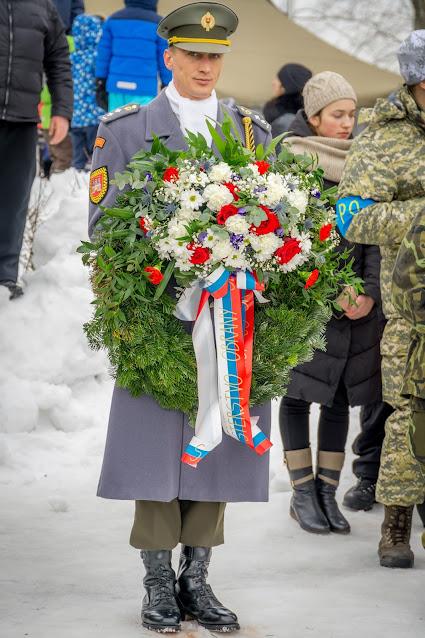 Реконструкция боя при Соколово 9.03.2018 - 03