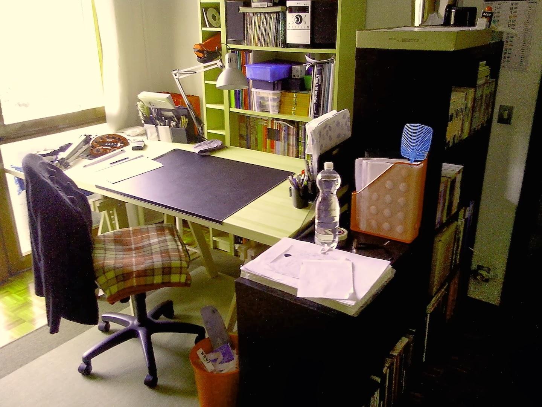 Scrivania Alve Di Ikea.Robe Dell Altro Mondo Nuovo Tavolo E Riorganizzazione Camera Studio