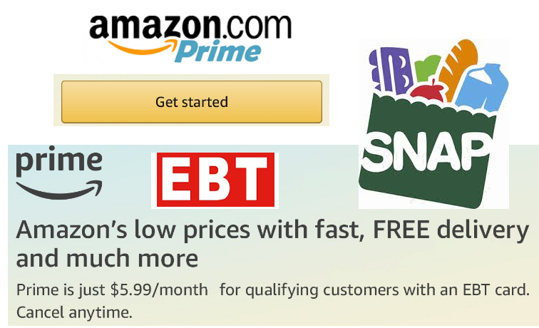 Amazon Prime Sale - $5 99 Per Month For Those On Food Stamps