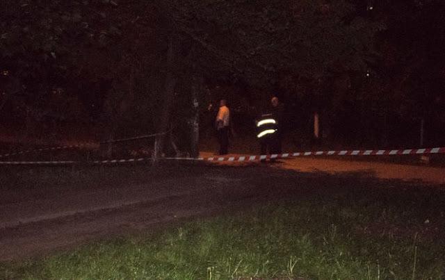 У Святошинському районі Києва застрелили чоловіка, поліція розшукує злочинця
