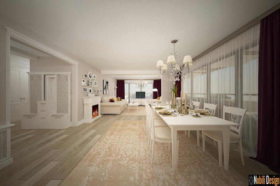Design interior apartament modern Constanta - Amenajari interioare Constanta.