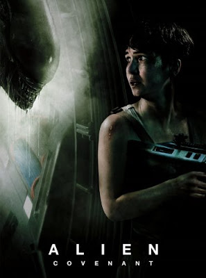 Cartel de Alien: Covenant