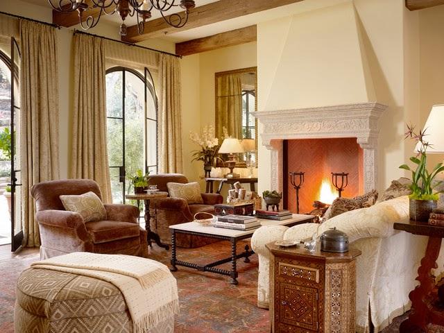 Fotos de salas en diferentes estilos salas con estilo for Sofas de estilo clasico