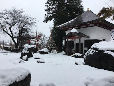 関興寺 経蔵と鐘つき堂