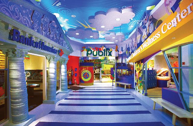Museu das crianças em Miami