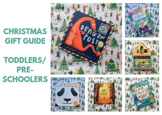 Christmas Gift Guide 2018.Bookbairn S Christmas Gift Guide 2018 Toddlers Bookbairn