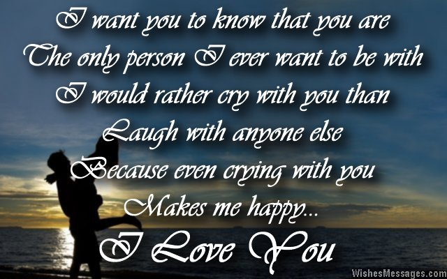 Sweet Love Text Messages With Quotes For Boyfriend In
