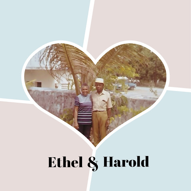 52 Ancestors in 52 Weeks 2018 Edition:  #7 Valentine --Ethel & Harold --How Did I Get Here? My Amazing Genealogy Journey
