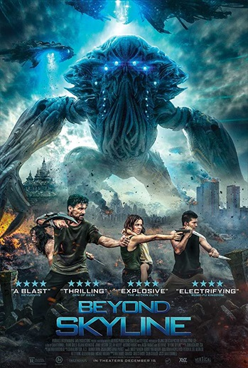 Beyond Skyline 2017 English Full Movie Download