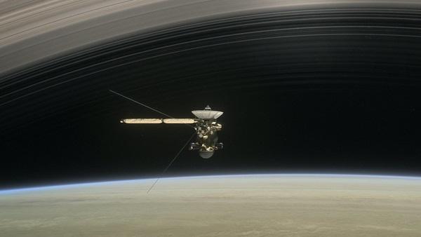 Pesawat Ruang Angkasa Cassini