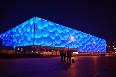 Water Cube, Beijing, cina china
