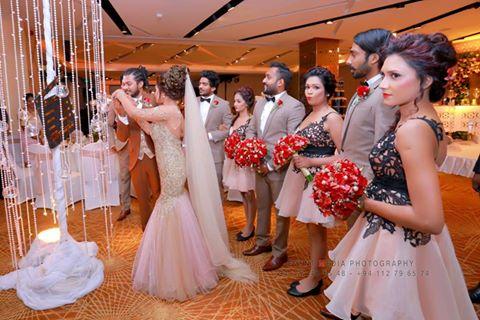 VOLGA & HARSHANA WEDDING FUNCTION