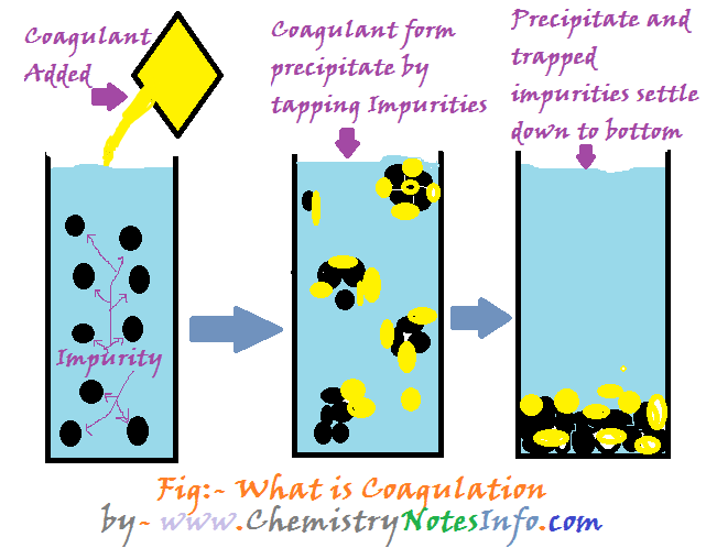coagulation in chemistry